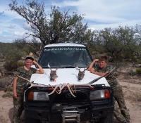 10-11-18 Brother/Sister Jr hunt 10/12- yrs old