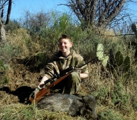 2017 Jan JR. 1st Javelina 37B 1/27/17