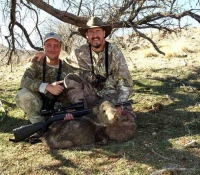 muzzle loader javelina unit 22