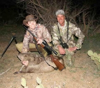 2011 rifle javelina unit 33